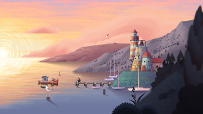 Screenshot #1 pour Old Man's Journey