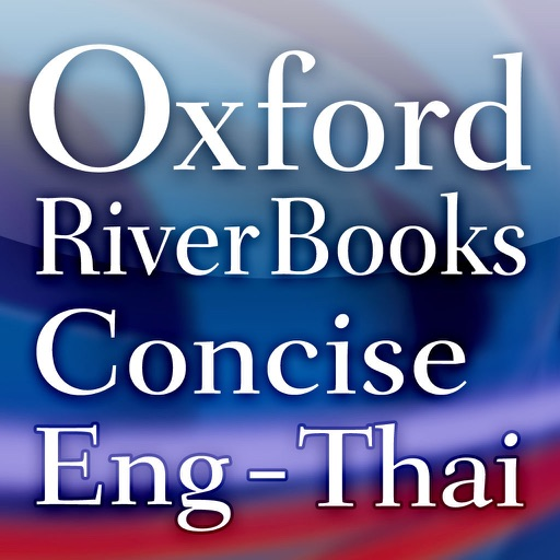 Oxford Riverbooks Concise Thai