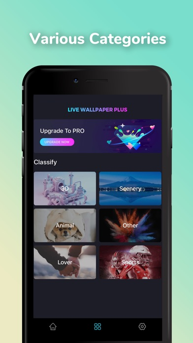 download Live Wallpapers Plus HD 4k apps 0