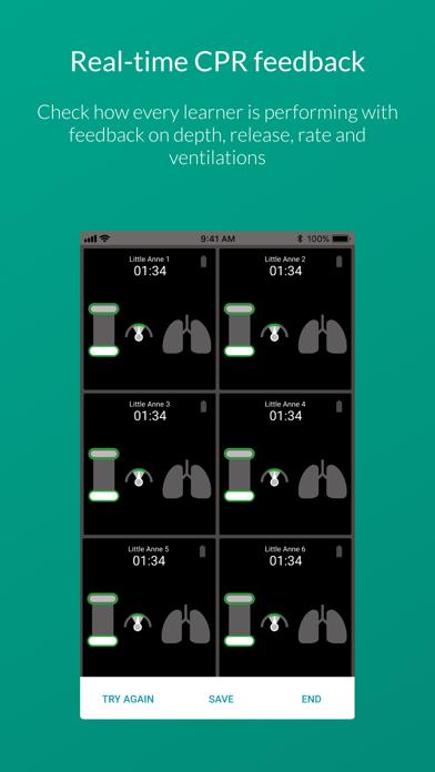 QCPR Instructor screenshot four