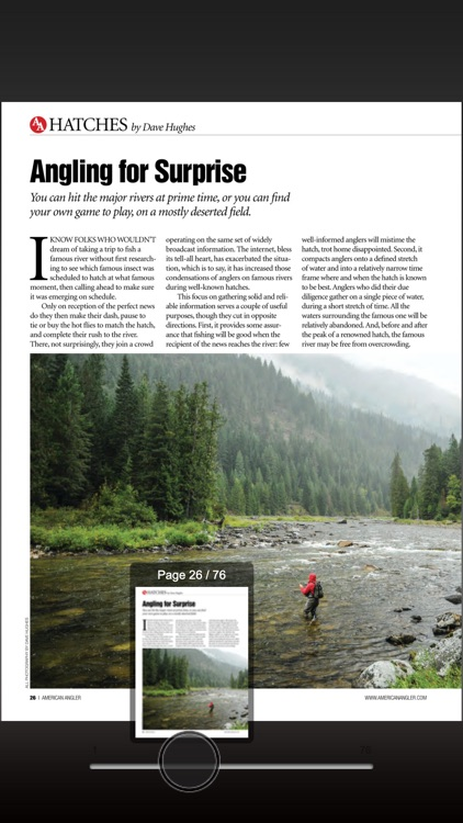 American Angler Magazine screenshot-3
