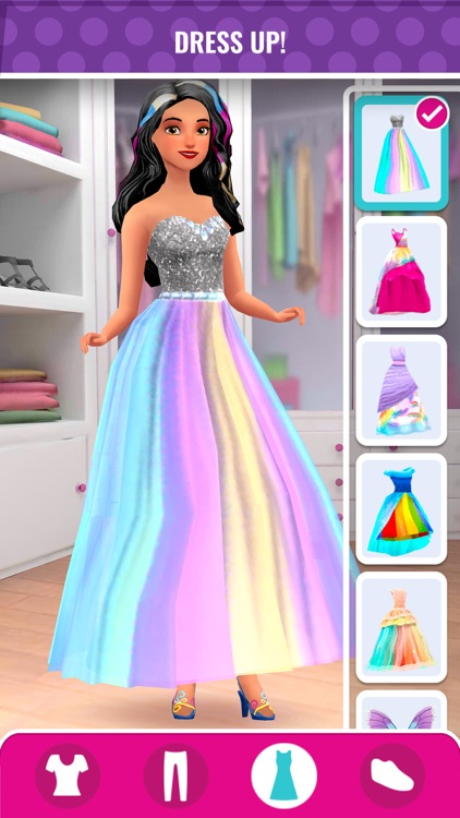 Barbie™ Fashion Closet screenshot-6
