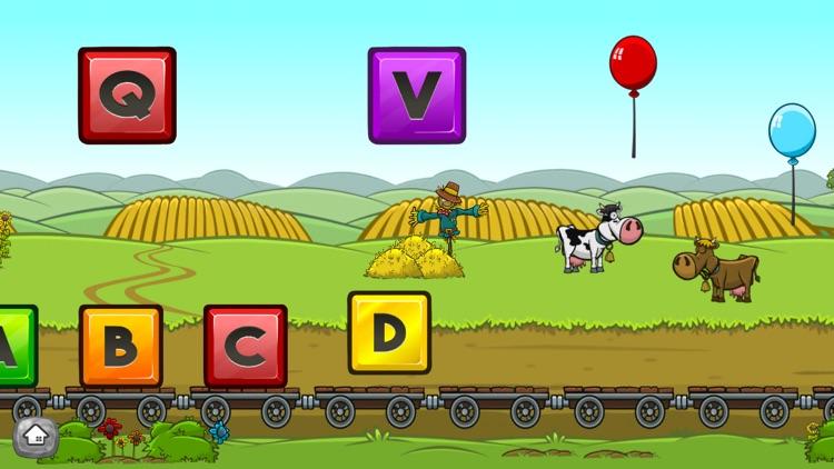 Toddler Learn: ABC's & 123's screenshot-3