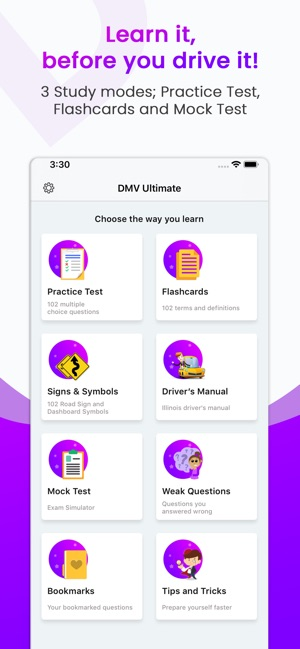 DMV Ultimate Test Prep 2019 on the App Store