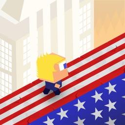 Trump Jump Adventure