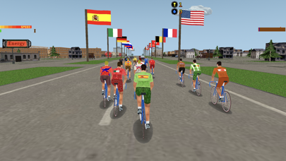 Ciclis 3D Lite - Cycling gameのおすすめ画像3