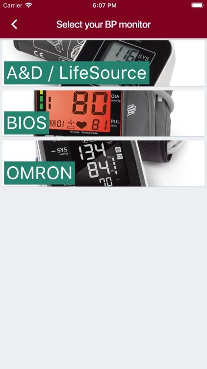 Sphygmo Home Blood Pressure screenshot-4