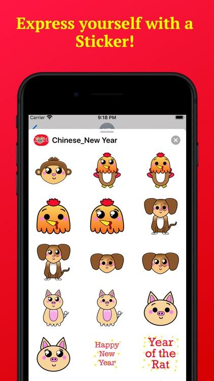 Happy Chinese New Year 2020 screenshot-5