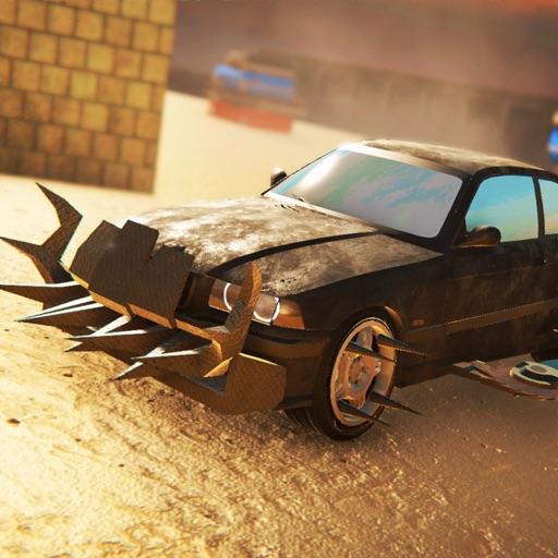 Post Apocalyptic Car Battle 3d