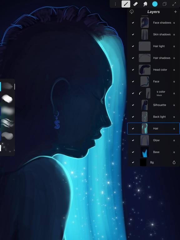 Artbook Pro - Digital Painting Screenshots