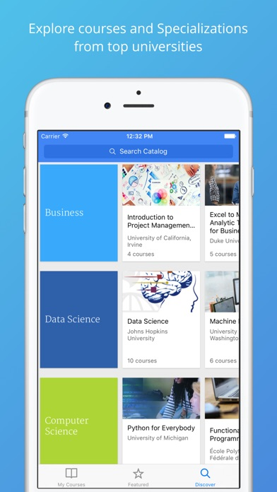 Top 10 Apps like edX: Courses by Harvard & MIT for iPhone & iPad