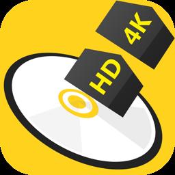 Ícone do app AnyMP4 DVD Ripper Pro