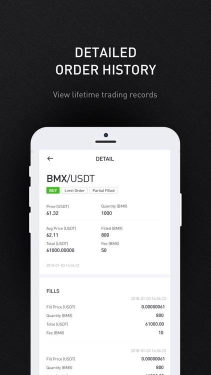 BitMart - Crypto Exchange screenshot-4