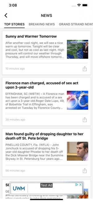 WBTW News - Myrtle Beach, SC on the App Store