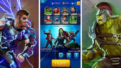 MARVEL Puzzle Quest: Hero RPG free Resources hack