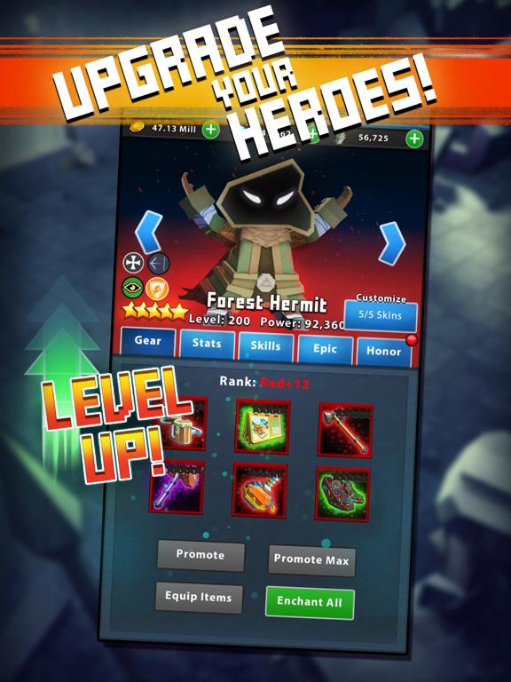 Portal Quest iPad app afbeelding 6