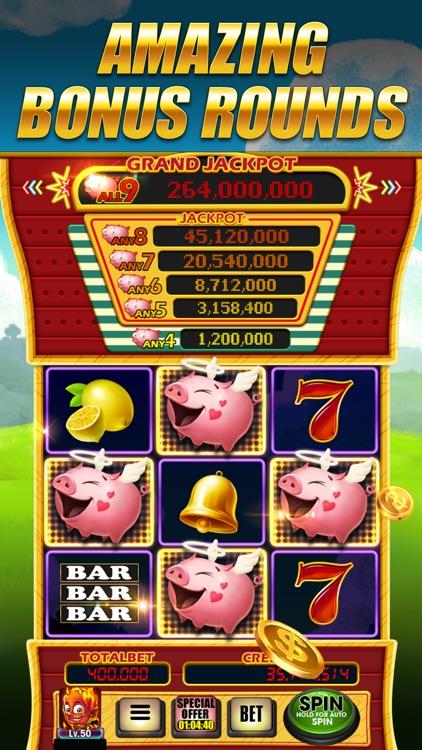 MilliBilli Slots - Video Poker screenshot-3