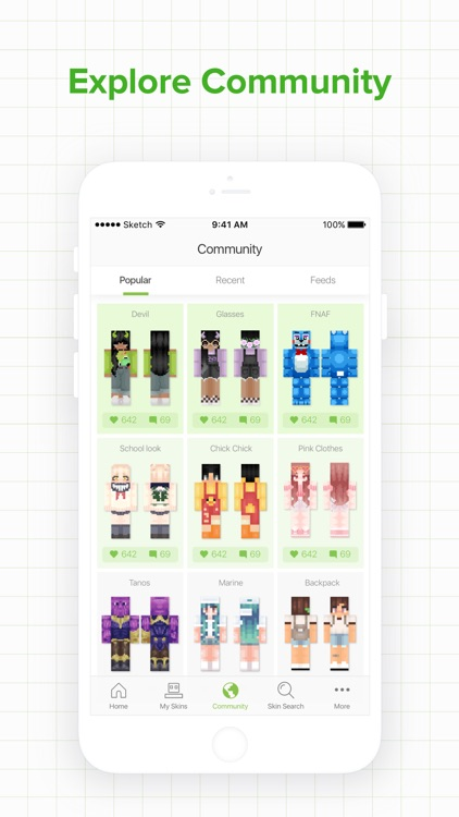 Skinseed Pro for Minecraft screenshot-4