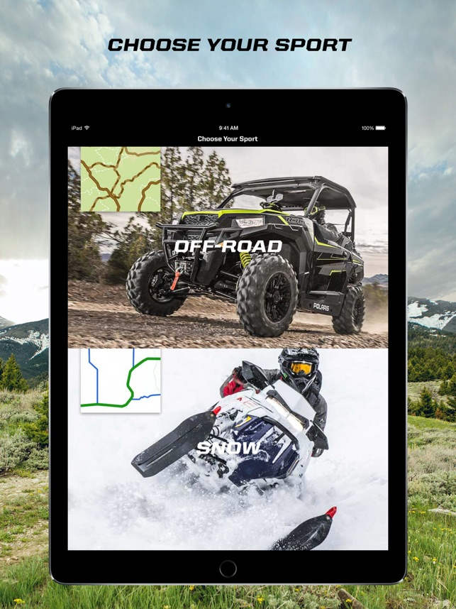 Polaris Ride Command on the App Store