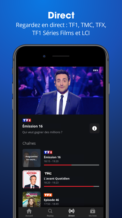 download MYTF1 apps 0