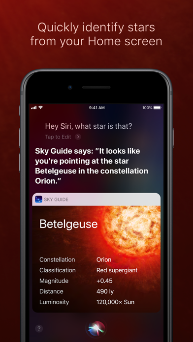 Screenshot for Sky Guide in Indonesia App Store