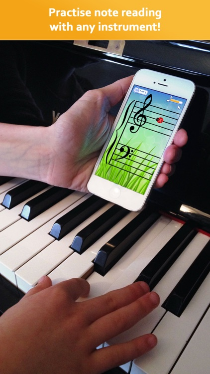 Note Rush: Music Reading Game screenshot-0
