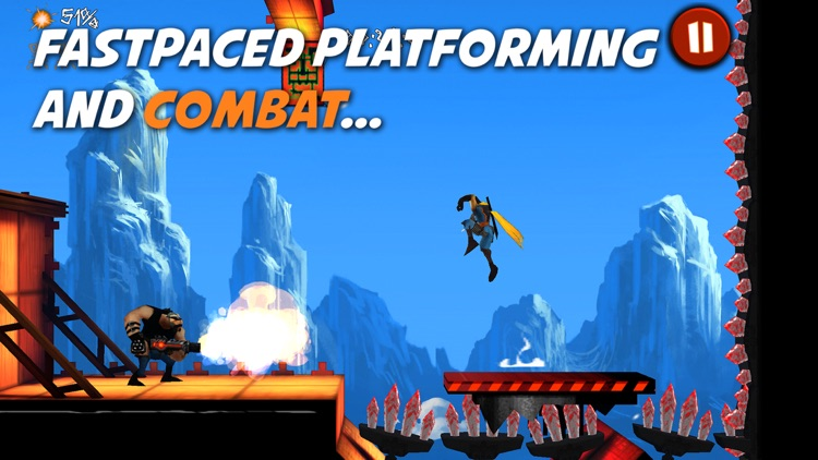 Shadow Blade CM screenshot-3