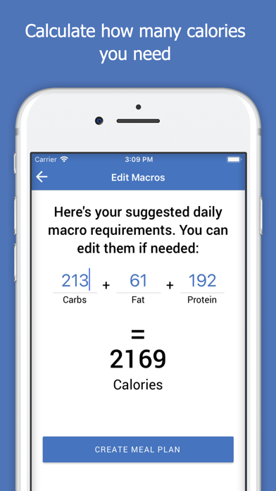 Screenshot for Macro Plan in Romania App Store