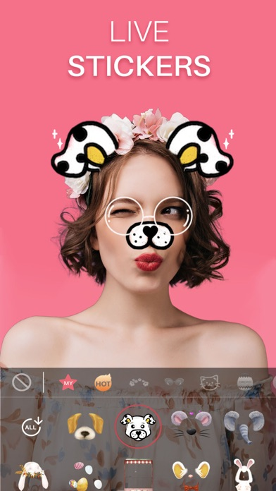 Sweet Camera - Beauty Face Cam Screenshot