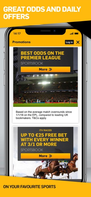 91374c0d Betfair Sports Betting on the App Store