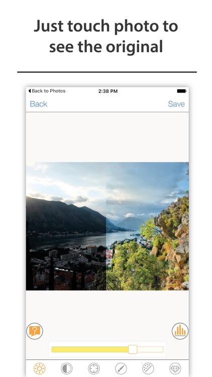 Photo Adjust Pro screenshot-3