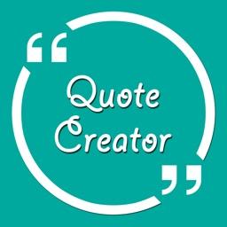 Quote Creator - iQuote