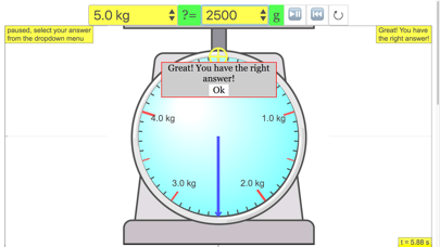 Read Weighing Scale screenshot one