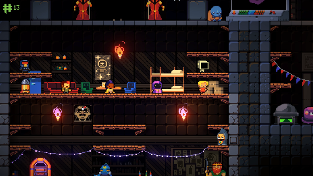 ‎Exit the Gungeon Capture d'écran