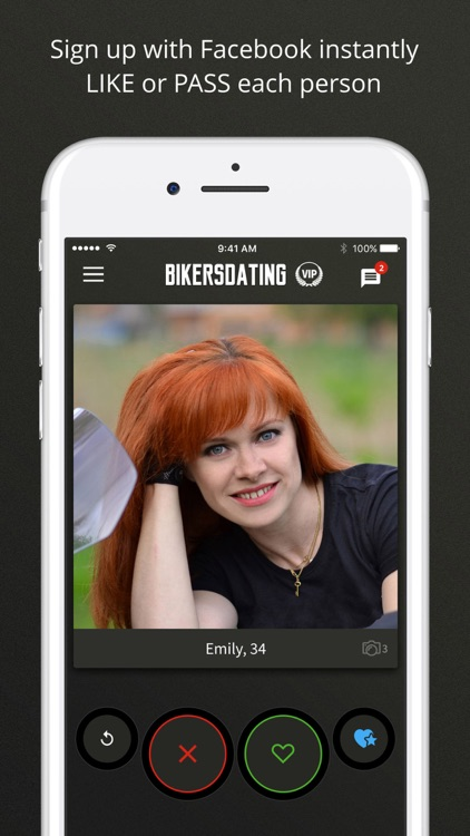 Bikers Dating