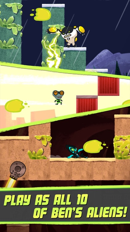 Super Slime Ben screenshot-0