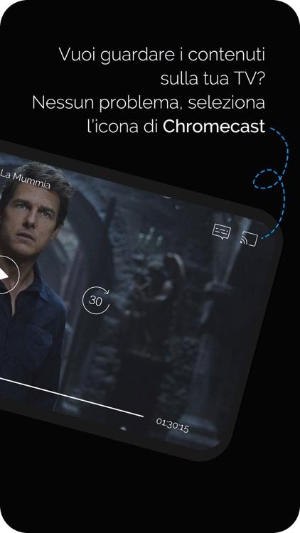Infinity e Premium su Infinity screenshot-5