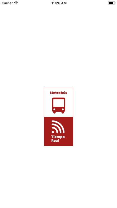 Metrobus CDMXCaptura de pantalla de1