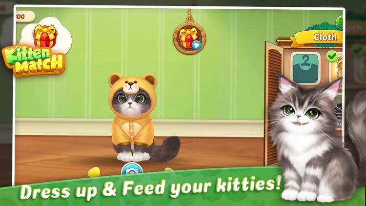 Kitten Match screenshot-3