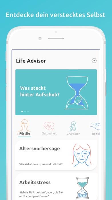 Herunterladen Life Advisor: Selbsteinschätzu für Pc