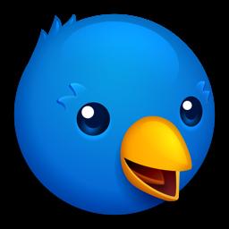 Ícone do app Twitterrific: Tweet Your Way