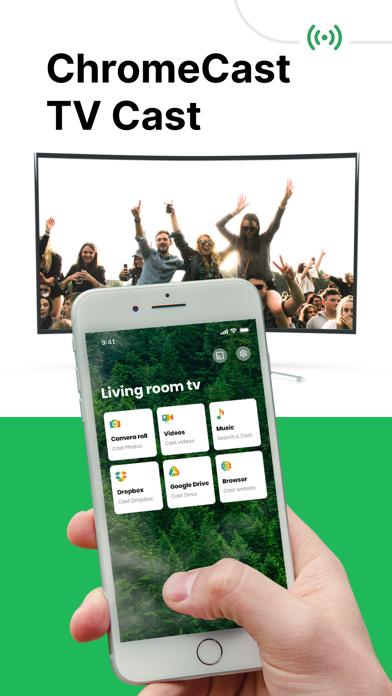 Chromecast - TV Cast Screenshot