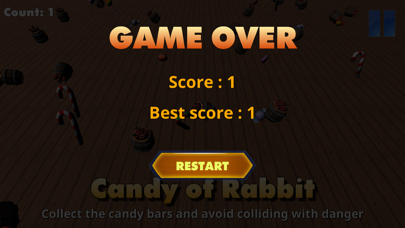 Candy Of Rabbit screenshot 2