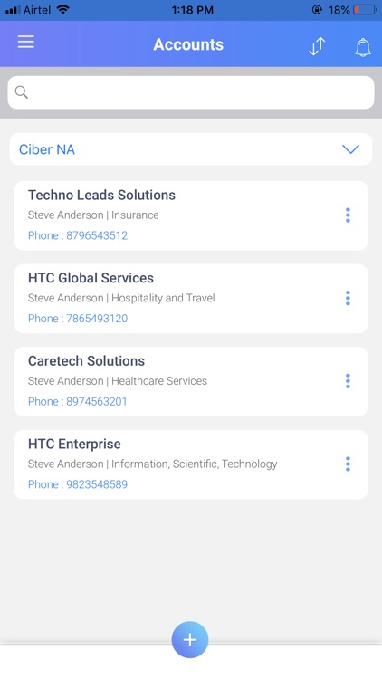 HTC Salesoffice screenshot-3
