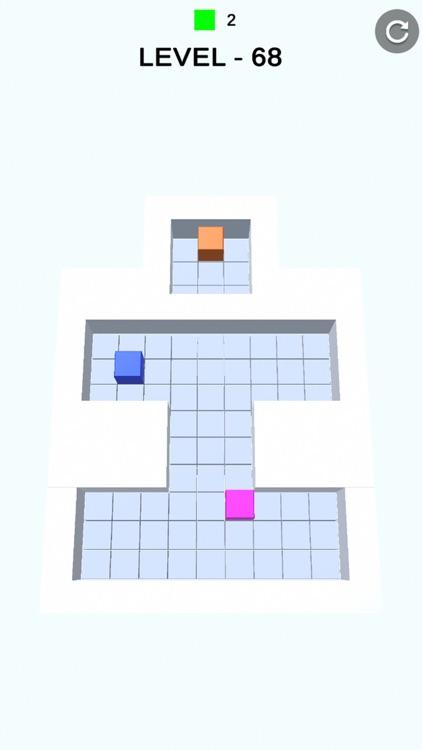 fill cubes : color road fill screenshot-3