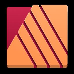 Ícone do app Affinity Publisher