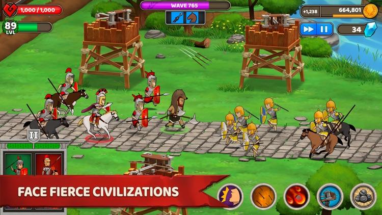 Grow Empire: Rome screenshot-6