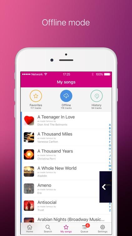 KaraFun - Karaoke & Singing screenshot-3