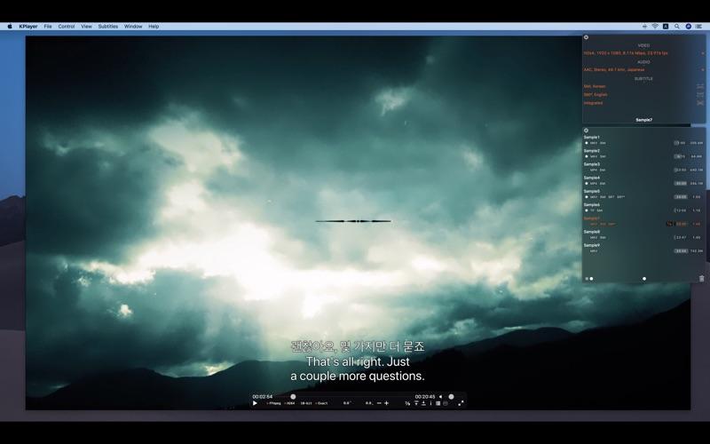 KPlayer Screenshot 7 9wgnmen