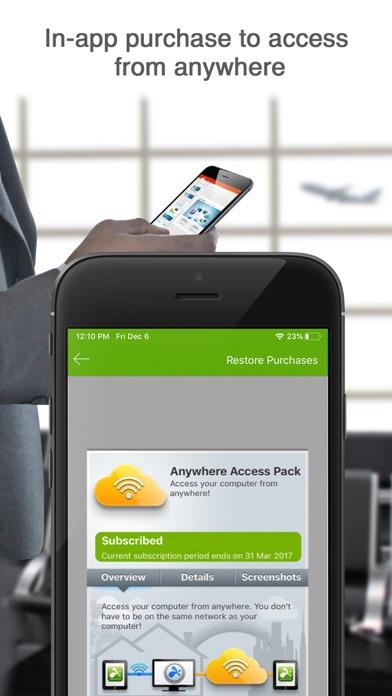 Splashtop Personal for iPhone ScreenShot4
